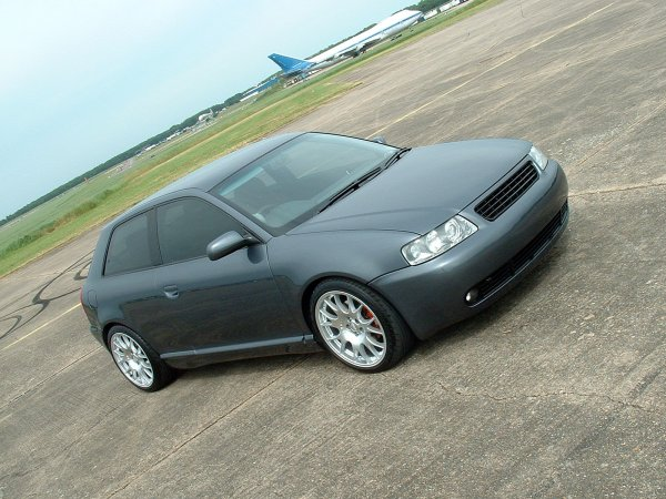 Audi A3 1 8t Euro Styled Immaculate Show Car