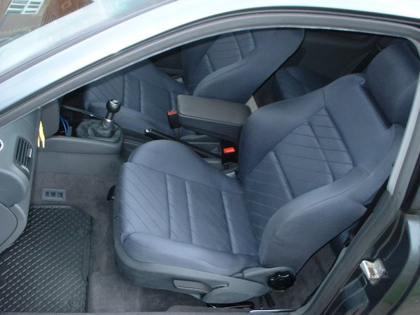 Final Mod For The A3? (We'll See) Facelift Recaro Seats