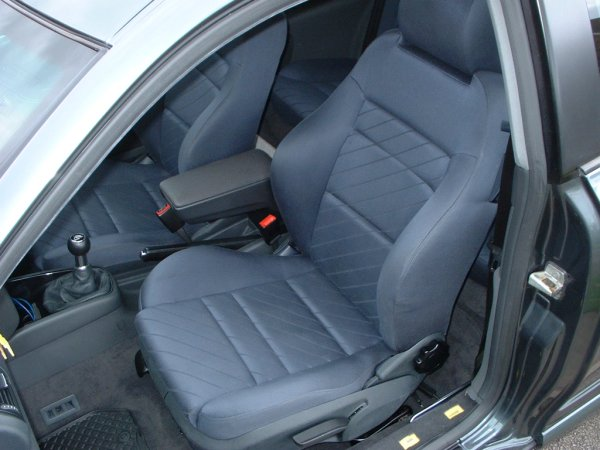 Final Mod For The A3   We U0026 39 Ll See  Facelift Recaro Seats