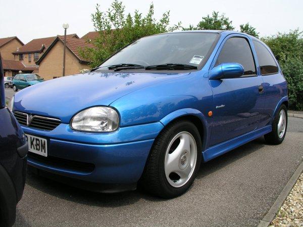 2000 X Corsa B Sport 1 4i 16v 56 500 Miles 163 2950 Ovno