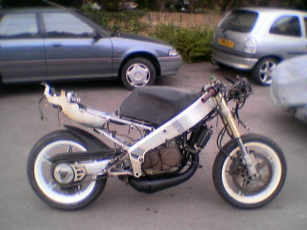Building my Rotax 123 Bike     Help needed