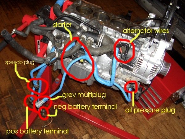 Vauxhall Corsa C Starter Motor Removal Automotivegarage org