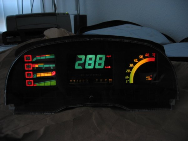 My Digital Dash May Be For Sale  - Corsa Sport