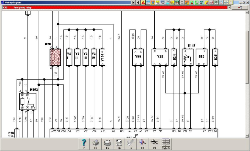 corsa c fuel pump wiring diagram   32 wiring diagram