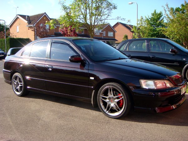 pirates black honda accord type r 11 months mot 6 months tax fsh 1999. Black Bedroom Furniture Sets. Home Design Ideas