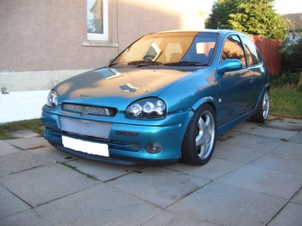 corsa gsi turbo project corsa sport for vauxhall and. Black Bedroom Furniture Sets. Home Design Ideas