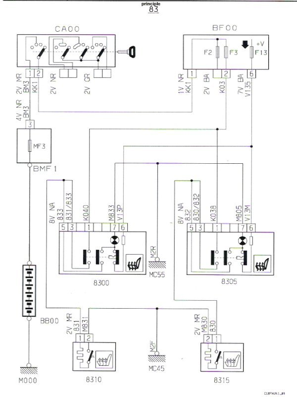 vauxhall wiring diagrams