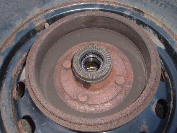 Focus Rear Drum Tone Ring
