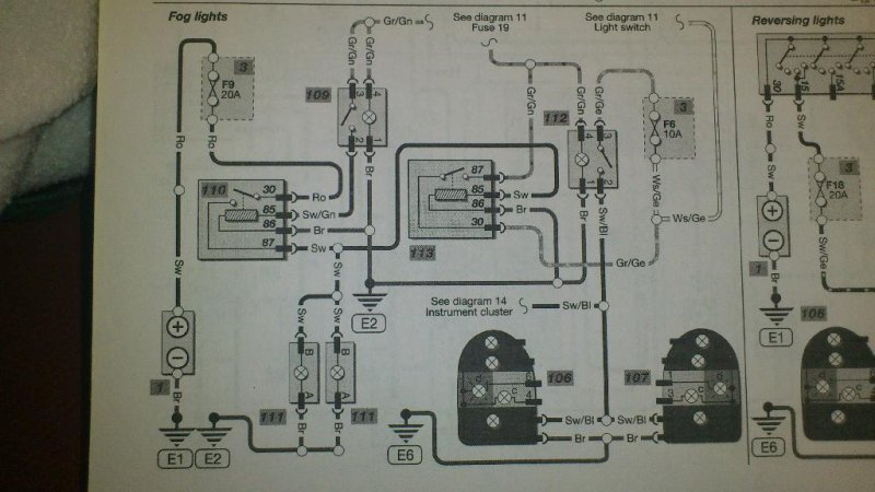 gsi fogs wiring diagram guide interesting discovery corsa sport it think the wiring is there havnt looked in car yet